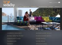 Web stránka VIP Design s.r.o. je