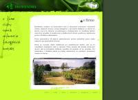 Web stránka Ekodendra je