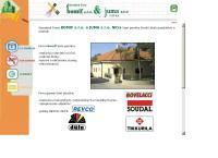 Web stránka Juma Nitra s.r.o. je