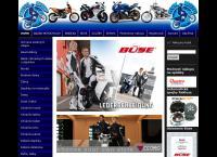 Web stránka MOTOSHOP.SK, s.r.o. je