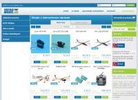 Web stránka Tatramodel je