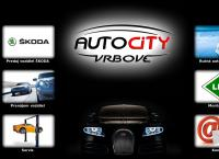 Web stránka Auto City Vrbové, S.r.o. je