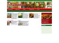 Web stránka Cafe Neptún je