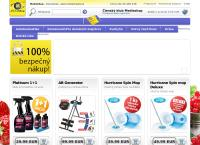 Web stránka Telemarketing s.r.o. je