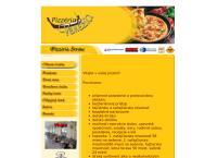 Web stránka Pizzéria a reštaurácia Venezia Stráne je