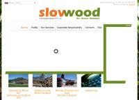 Web stránka Slovwood Ružomberok, A.s. je