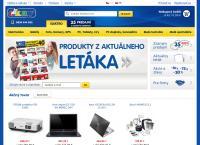 Web stránka Okay Slovakia Spol. S R.o. Komárno je