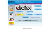 Web stránka Elsatex Bardejov je