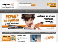 Web stránka Expert Elektro Michalovce je