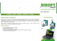 Web stránka Sisoft Computer je
