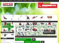 Web stránka Werco Sk, Spol. S R.o. je