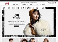 Web stránka H & m Sk S.r.o. Bratislava je