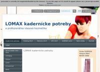 Web stránka LOMAX Banská Bystrica je 775cf021424