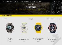 Web stránka G Store je