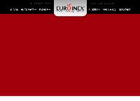 Web stránka Euroinex s.r.o. je